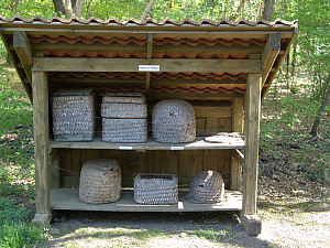 Bienenkörbe